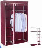 Banheira de venda móveis domésticos guarda-roupa de tecido Non-Woven Portátil