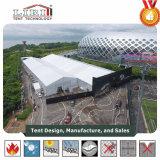 Grande sede della riunione di lusso di esposizione di strada della tenda della tenda foranea di evento