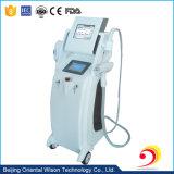 3 de handvatten e-steken IPL Product van de Schoonheid van de Laser het Bipolaire rf van Nd YAG aan