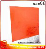 適用範囲が広いシリコーンの産業温湿布のシリコーンゴムのヒーター