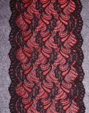 Mehrfache Großhandelsfarben-elastische Spitze für Kleid