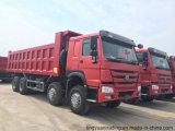De op zwaar werk berekende Vrachtwagen van de Stortplaats van de Vrachtwagen HOWO met Laagste Prijs