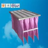 De synthetische Filter van de Lucht van de Zak van Ahu van de Zakken van de Vezel F5-F9