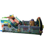 L'utilisation commerciale des enfants gonflable Bouncy Castle pour la vente de la ville