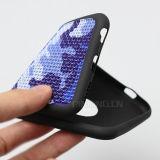 Producto de Amazon caliente Teléfono camuflaje caso para el iPhone 6 S