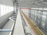 Atelier de structure métallique de modèle de coût bas de la Chine (ZY440)