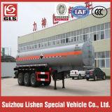 Corrosives를 위한 Chemical 25000 리터 Liquid Tank Semi Trailer