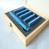 고품질 탄화물에 의하여 기울는 공구 비트 (DIN4977-ISO5)