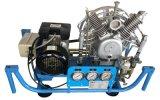 Compresor de aire de alta presión para el buceo con escafandra, respirar y el engranaje al aire libre