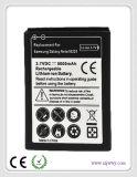 Высокая емкость батареи для сотовых телефонов Samsung Galaxy Примечание N7000 / GT-I9220
