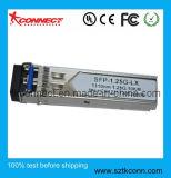 Juniper de fibra óptica de 1,25g SFP SMF Lx 10km.
