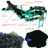 ゴム製Tyre Recycling Machine /Used Tyre Reclaimed Rubber MachineかRubber Tile Machine