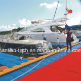 Pontón de HDPE muelle flotante para barcos y otras embarcaciones pequeñas (HT1)