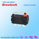 Subminiature Microcontact 3A 12V voor AutoDraaier