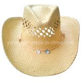 Staw Hat, chapeau de cowboy (18) (yx0258)