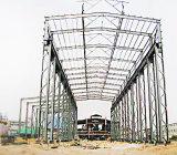 Edificio de la construcción de la estructura de acero de Wareouse (SS-45)
