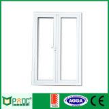 Алюминиевые термально раздвижные двери пролома с одиночным Tempered стеклом Pnoc006
