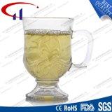 90ml heet verkoop de Duidelijke Kop van de Koffie van het Glas (CHM8148)