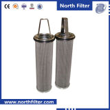 Cartouche de filtre à huile du circuit hydraulique pour la purification de l'huile