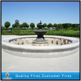 Yellow Colors G682 Rusty Floor Granite Tiles for Water Fountain