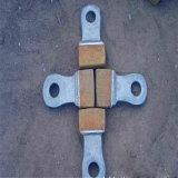 粉砕機のための鋳造そして鍛造材の粉砕機のシュモクザメ