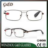 Moda óculos de óculos de leitura de alta qualidade da estrutura óptica