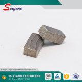 Gute Qualitätsstein-Ausschnitt-Diamant-Segmente