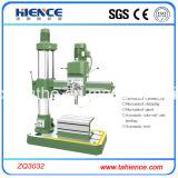Máquina de perfuração radial com Alimentação Automática Zq3032