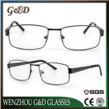 Plus tard en métal de haute qualité des verres de lunettes optiques Lunettes de châssis