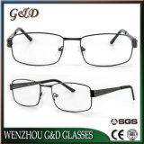 Últimas gafas de metal de alta calidad Marco óptica anteojos anteojos