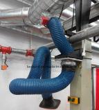 Gas-Filled支柱サポート構造の適用範囲が広い抽出フードアーム