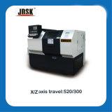 2개의 축선 맷돌로 가는 공구를 가진 Jdsk CNC 맷돌로 가는 선반