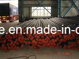 De Lage Naadloze Pijp van het Staal van de Legering ASTM DIN1629/4 St52/St52.4