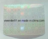 La OPP transparente holograma láser personalizado (H-108)