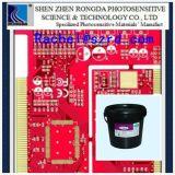 Gravure Lpsr Bleu Encre d'un PCB High-Precision9060