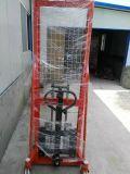 empilhador hidráulico de levantamento do equipamento da carga do elevador da altura de 1600mm