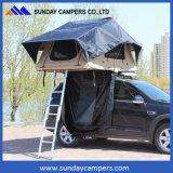 Einfache Verkaufs-Feld-Luxuxauto-Familien-im Freien kampierendes Zelt
