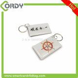 작은 PVC 소형 RFID 꼬리표 NFC 지능적인 애완 동물 ID 꼬리표