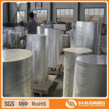 순수한 알루미늄 합금 취사도구에 의하여 이용되는 알루미늄 원형 (팬을%s)