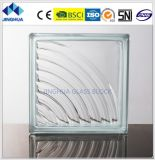 Jinghuaの高品質のNautilesの明確なガラス・ブロックか煉瓦