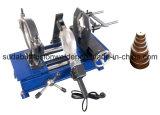 Sud160 H máquina de solda do tubo de HDPE semiautomático