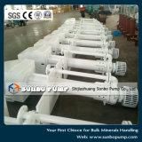 Pompe marine de débit de cambouis de Sunbo/pompe de carter de vidange verticale