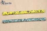 Pinsa di pesca Rod della gomma piuma di EVA di colore del camuffamento