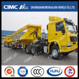 Cimc Huajun 3axle Side-Tipping Train Trailer