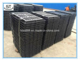 Ferro duttile En124 B125, C250, griglia del burrone D400 con il blocco per grafici
