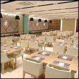 (SP-CS105) Таблица и стул трактира мебели трактира гостиницы установленные деревянные