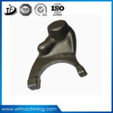 通関サービスのOEMのステンレス鋼の鍛造材のクラッチのフォーク