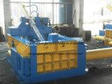 Machine en aluminium de presse à emballer de mitraille hydraulique mobile