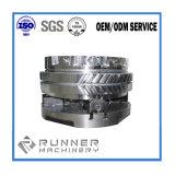 Mecanizado de precisión de acero inoxidable de parte del CNC centro de la máquina Proveedor
