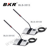 Sistema da tavolino del microfono di BLS-3513C/D